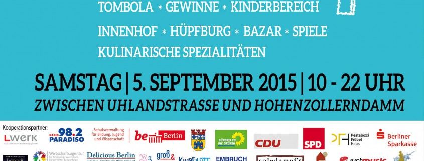 Strassenfest 2015